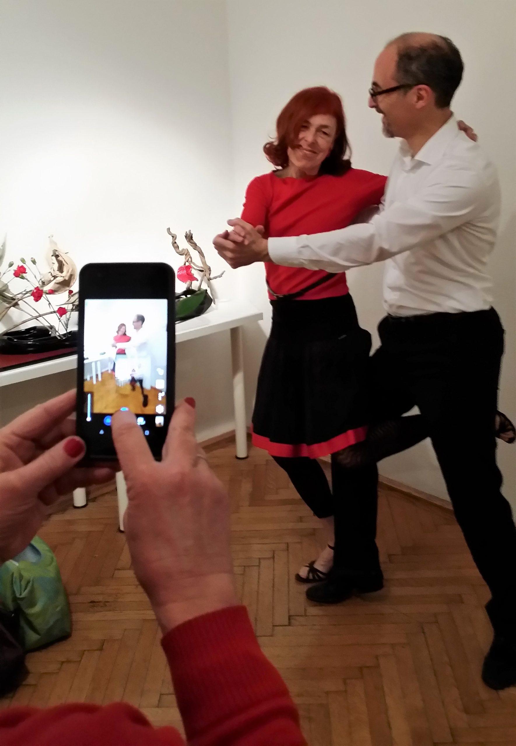 Workshop Ikebana und Musik: Argentinischer Tango