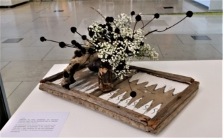 Ikebana-International Vienna im Museumsquartier