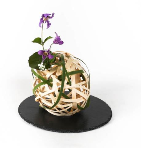Ikebana-International Vienna Ichiyo-Workshop