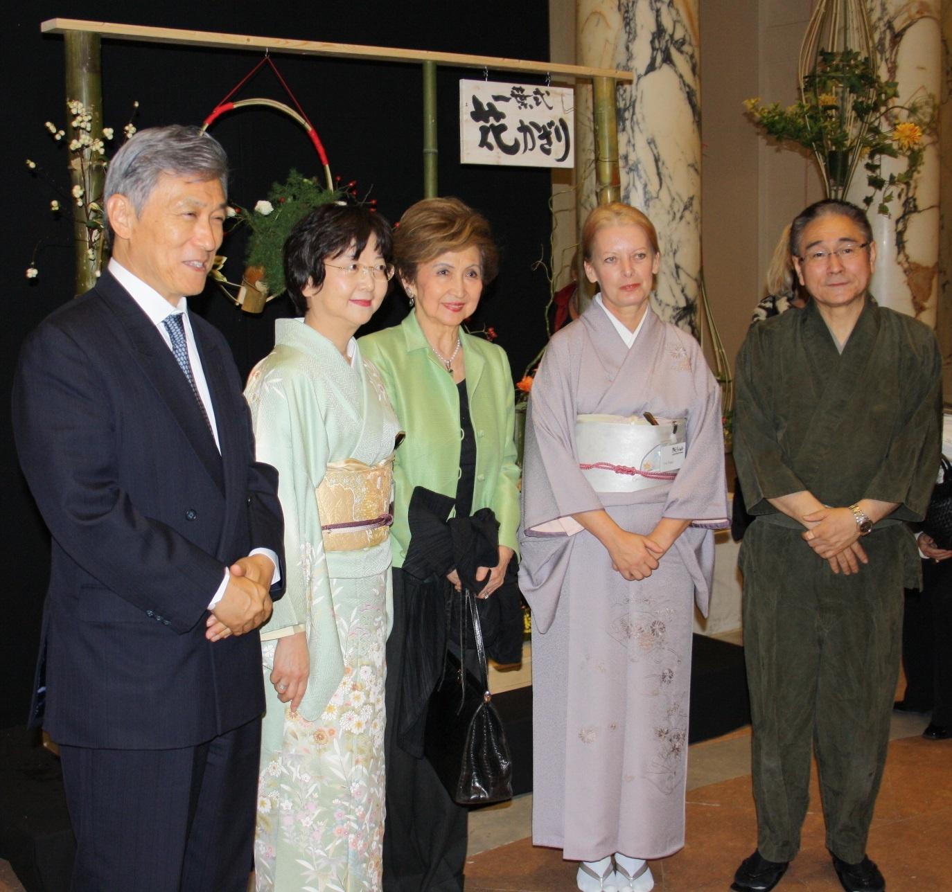 Akihiro KASUYA im Weltmuseum Wien