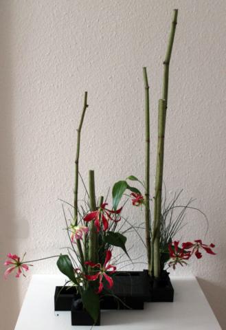 Ausstellung 30 Jahre Ikebana-International Vienna