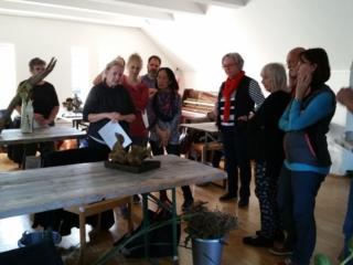 Seminarleitung Mag. Dr. Eva Dungl und Mag. Ingrid Truttmann
