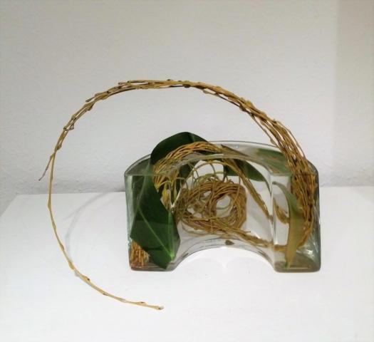 Ikebana-International Vienna Workshop Jo ha kyū